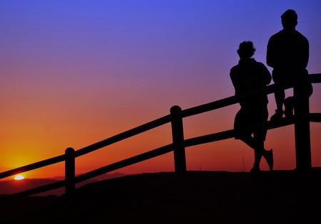 Силуэты в закатах и рассветах – снимки Ти Джея Скотта — фото 23