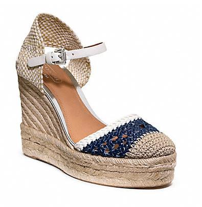 Коллекция обуви от Coach весна-лето 2013 – каблуки, платформа, мокасины, сандалии! — фото 9