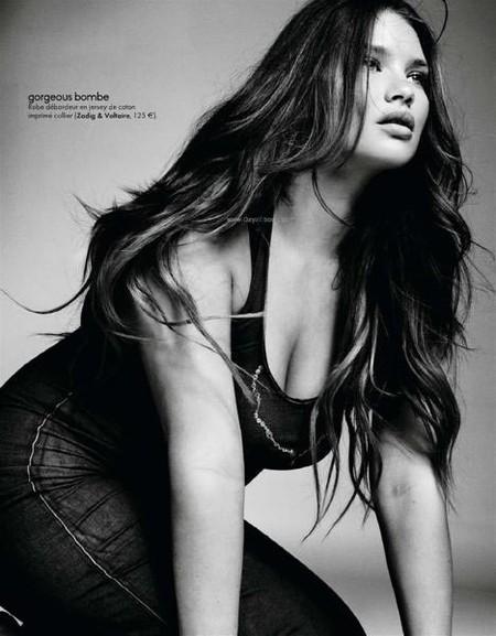 Пышкой быть … красиво!? Женские округлости в модельном бизнесе — фото 29
