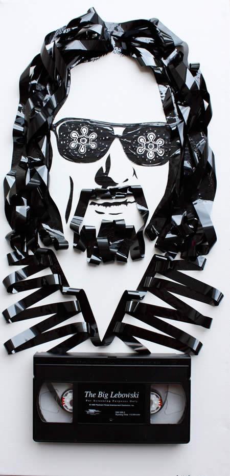«Призрак в машине» - портреты из магнитофонной ленты — фото 6