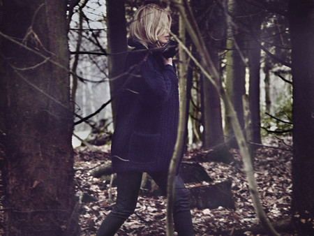 Линия кашемировой одежды от Клаудии Шиффер — фото 18