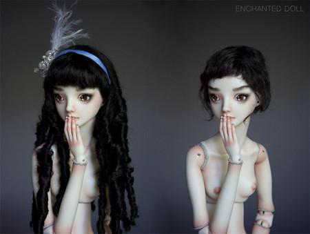 Живые куклы Марины Бычковой — фото 26