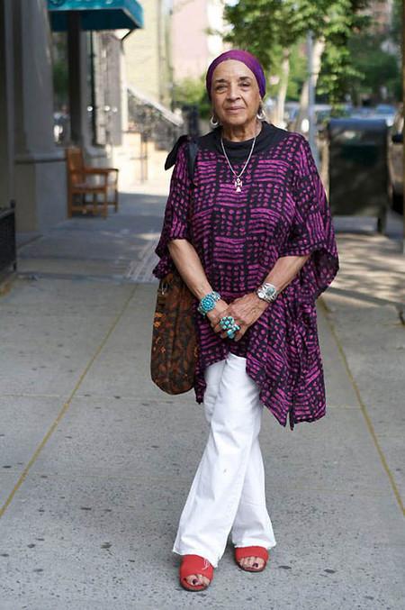 Стильные старушки – проект «Advanced Style» Ари Сет Коэна — фото 50