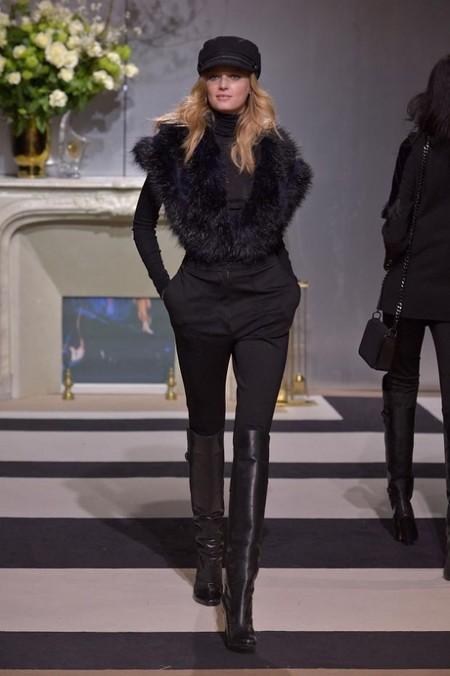 H&M выходит на подиумы – коллекция осень-зима 2013-2014 — фото 21