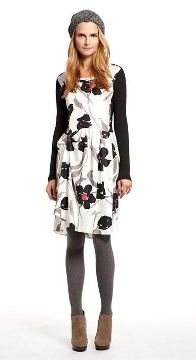 Женская коллекция DKNY зима 2013 – фирменная лаконичность — фото 16