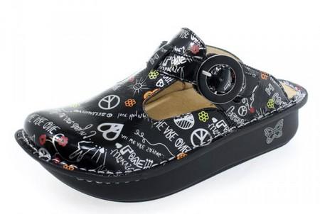 Обувь из Калифорнии – сабо ALEGRIA — фото 2