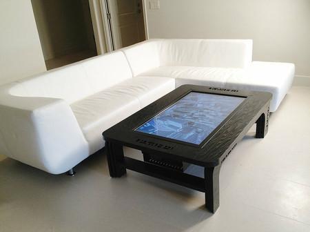Дизайн очень приятный, сам столик деревянный