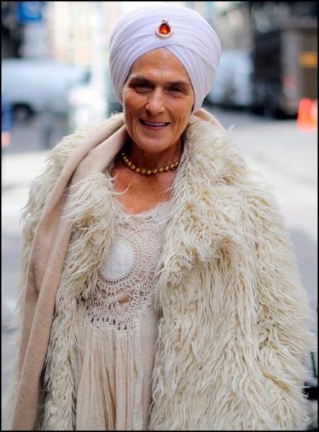 Тюрбаны и тюрбанчики – с чем носить и как завязывать — фото 85
