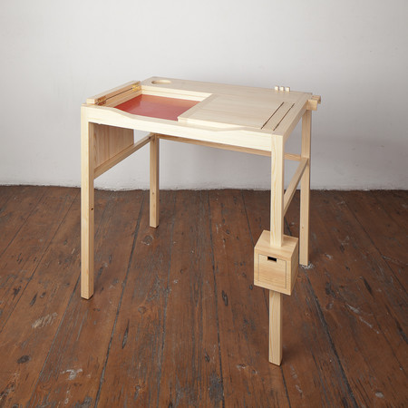 «Зевака» - столик для учебы и отдыха на скучных лекциях )) — фото 14