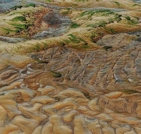 Вышитые пейзажи Джилл Дрэпер (Jill Draper) — фото 16