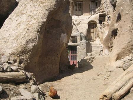 Кандован: странный город – термитник в Иране — фото 14