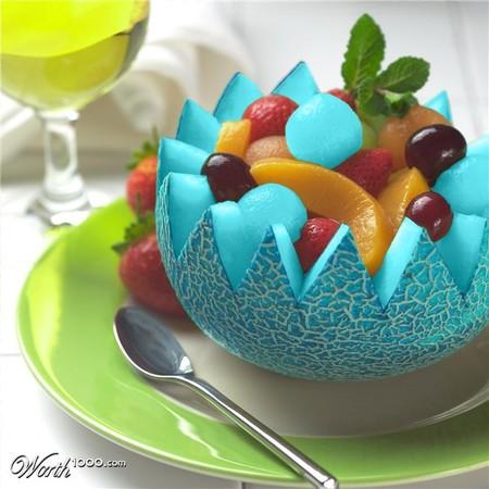 Что там с аппетитом? Почему-то мой на голубой цвет не реагирует, хочу дыню!!!
