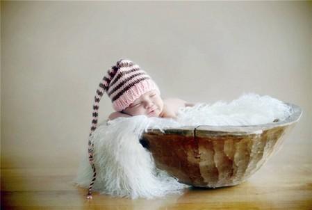 Спящие крохи – модели фотографа Трейси Рейвер (Tracy Raver) — фото 17