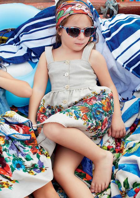 Самым любимым – детская коллекция Dolce&Gabbana весна-лето 2013 — фото 7