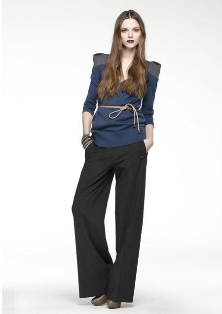 Ох, как мне нравятся такие брюки а-ля Марлен Дитрих!