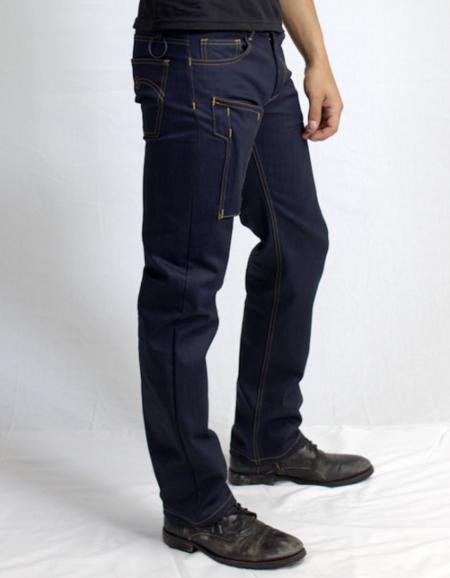 Delta415 Wearcom – умные джинсы для самых мобильных и интерактивных — фото 10