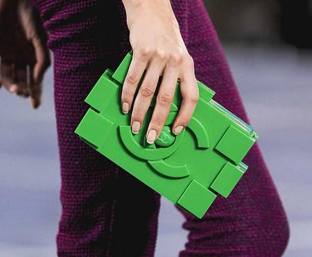 Lego и мода. Сумочки Chanel из коллекции весна-лето 2013 — фото 2