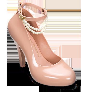 Женская коллекция MELISSA зима 2013. Хорошая обувь может быть … пластиковой! — фото 20
