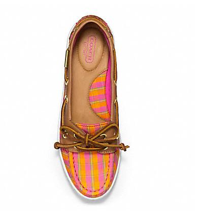 Коллекция обуви от Coach весна-лето 2013 – каблуки, платформа, мокасины, сандалии! — фото 42