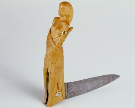 Ножи или скульптуры? Коллекция  NEL & HOFFMANN — фото 8