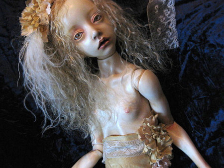 Еще раз о странных куклах – творчество Tari Nakagawa — фото 8