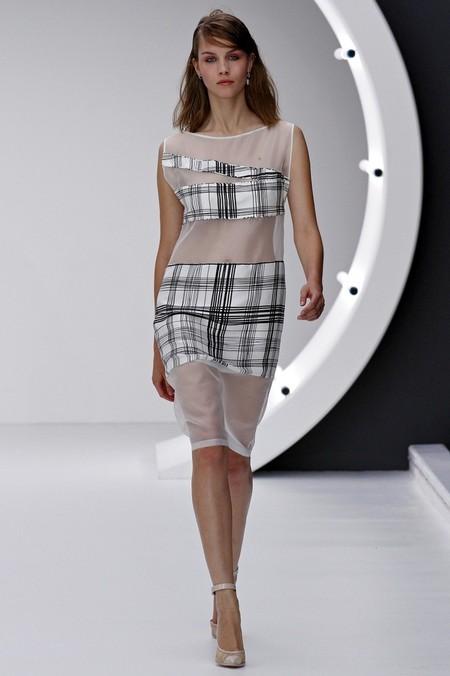 Коллекция Topshop весна-лето 2013 – мода из Британии — фото 32