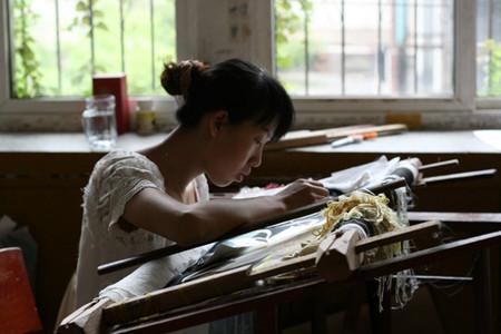 Сучжоуская вышивка – еще один китайский эксклюзив — фото 80