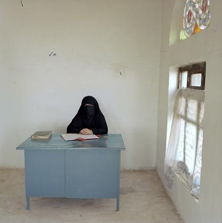 Nadja Ali Gayt – советник при Министерстве образования для сельских женщин в городе Manakhah, Йемен. Зарплата — 28,500 риалов ($160, €110).
