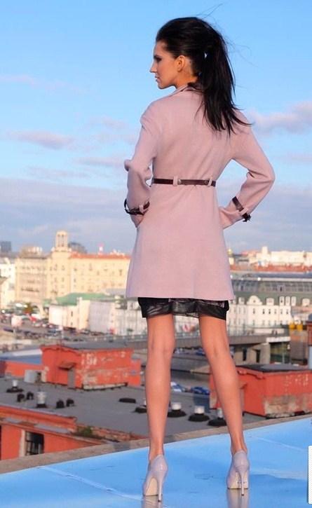 «Две сорванные башни» - модный творческий дуэт и его коллекция — фото 34