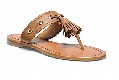 Коллекция обуви от Coach весна-лето 2013 – каблуки, платформа, мокасины, сандалии! — фото 35