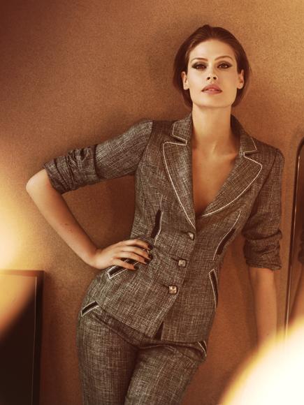 Обновленная классика – одежда от Caterina Leman — фото 2