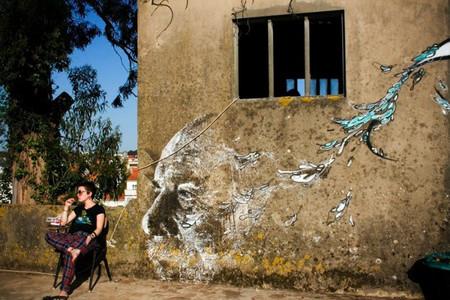 Лица старых зданий – портреты Александра Фарто — фото 27
