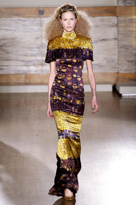 Золотая коллекция L'Wren Scott 2013 — фото 31