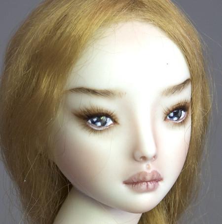 Живые куклы Марины Бычковой — фото 38