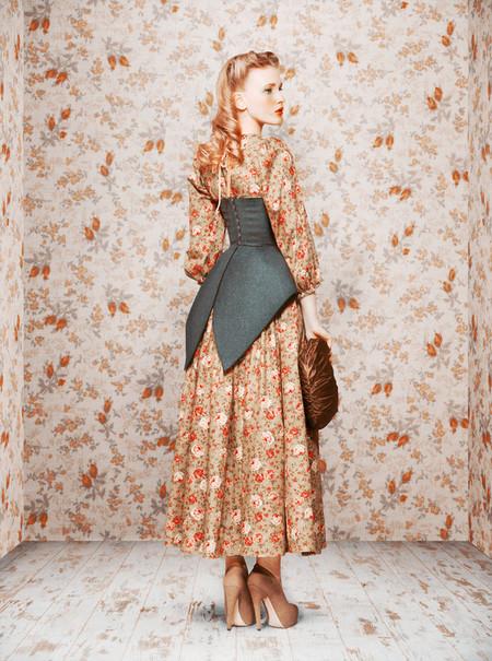 Ретро-осень – коллекция Ульяны Сергеенко — фото 9