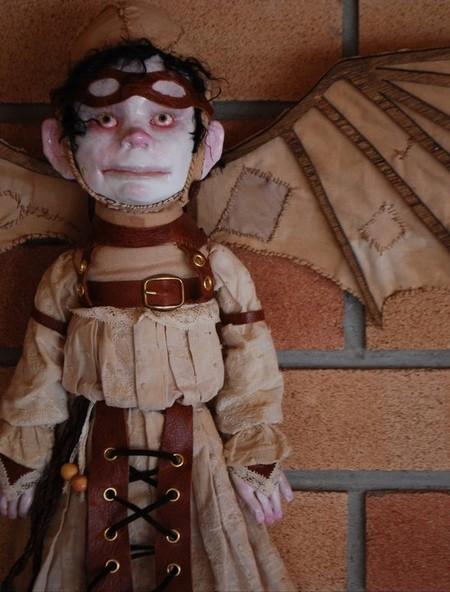 Зомби, монстры, вампиры и прочие куклы Камиллы Млынарчик — фото 21
