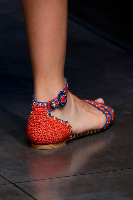Сицилия от Dolce & Gabbana - женская коллекция весна-лето 2013 — фото 95