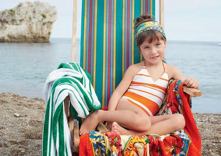 Самым любимым – детская коллекция Dolce&Gabbana весна-лето 2013 — фото 20