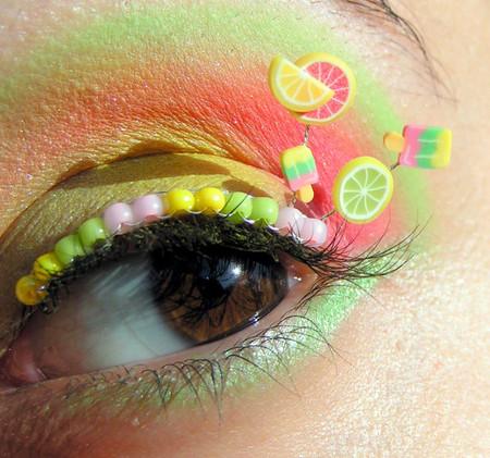 Почему бы не украсить ресницы?)) Идеи Natalie Russo — фото 16