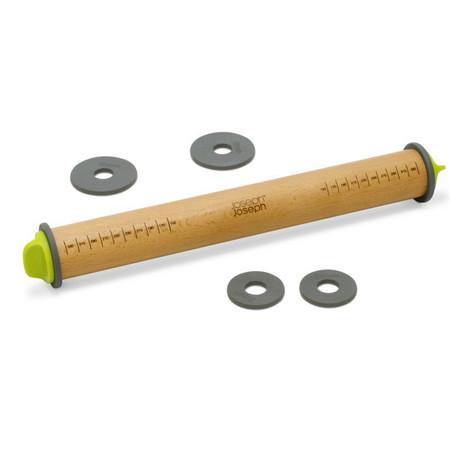 Adjustable Rolling Pin — продвинутая скалка с насадками