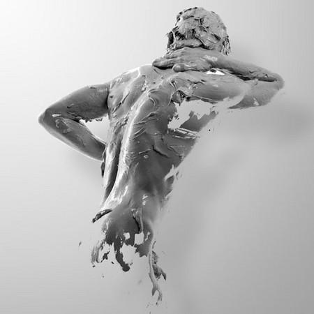 Фотографии человека - невидимки — фото 9