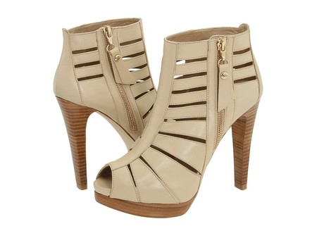 Туфли цвета «нюд» - новая классика! С чем носить, как комбинировать — фото 78