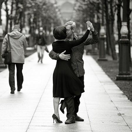 Другая пара — танго на Большой Конюшенной