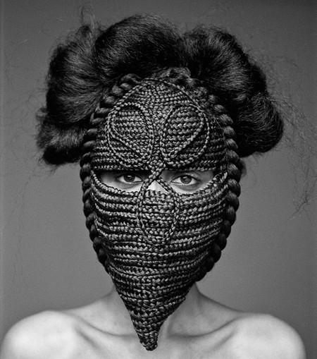 Прически или скульптуры? Идеи Joanne Petit-Frere — фото 10