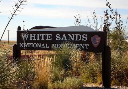 Белая жара в пустыне White Sands National Monument — фото 2