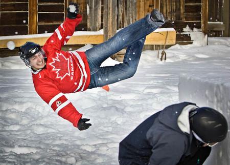 Юкигассен – зимний спорт, со снежками и стратегией! — фото 13