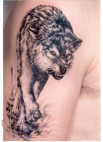 Татуировки в формате 3D – искусство или …? — фото 12