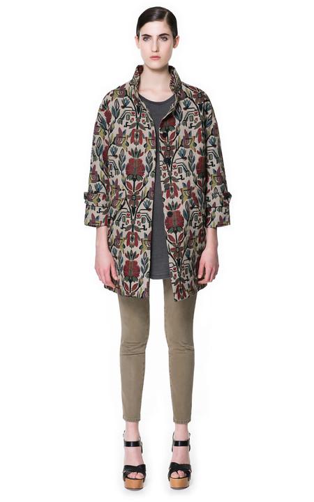 Весна 2013 – что новенького в Zara? — фото 40