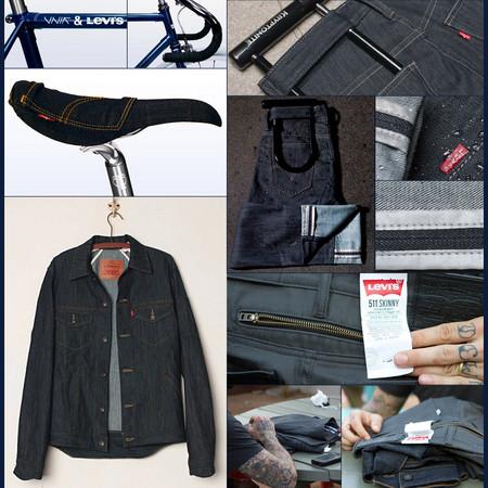 Levis Commuter - джинсы и жакет для велосипедистов от Levis — фото 1