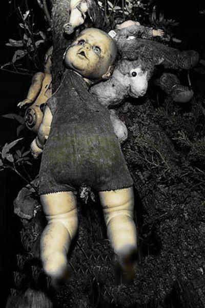 Остров кукол в Мексике – место не для детей — фото 21